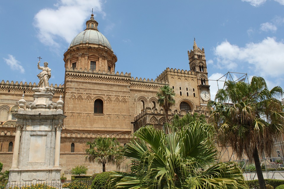 cathedral of palermo 327030 960 720