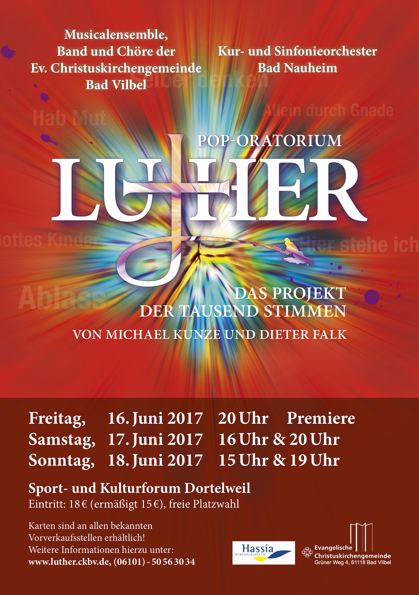 Flyer Luther a5 homepage